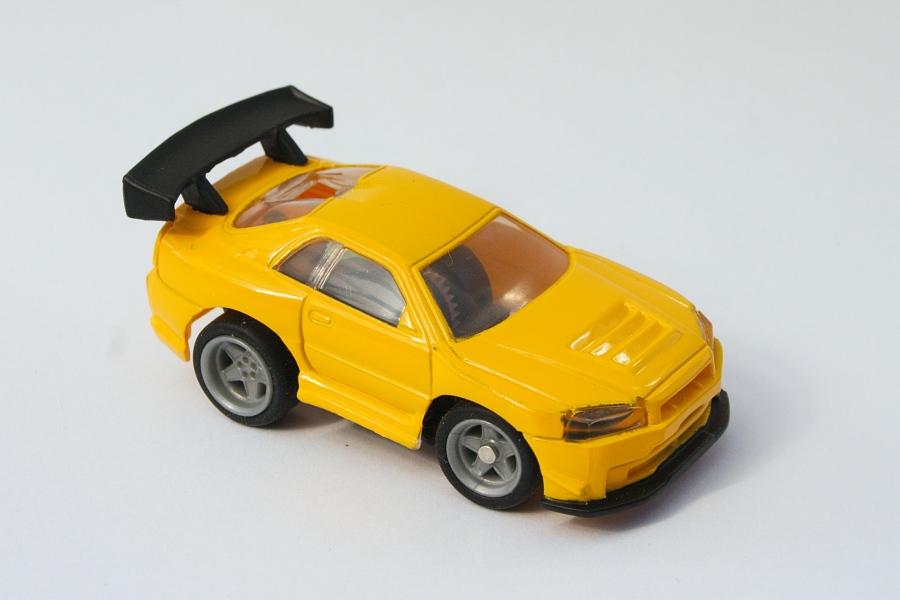 Nissan Skyline >> x_Speed - Microsizers